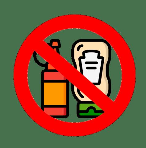 Boite à sauce interdites Puccia
