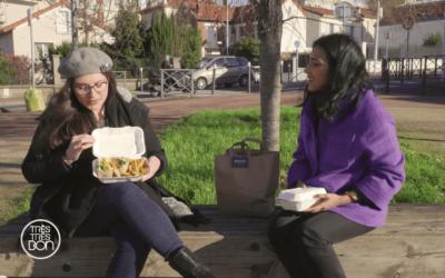Mina Soundiram et François Régis Gaudry vous présentent Puccia Food Truck dans Très Très Bon