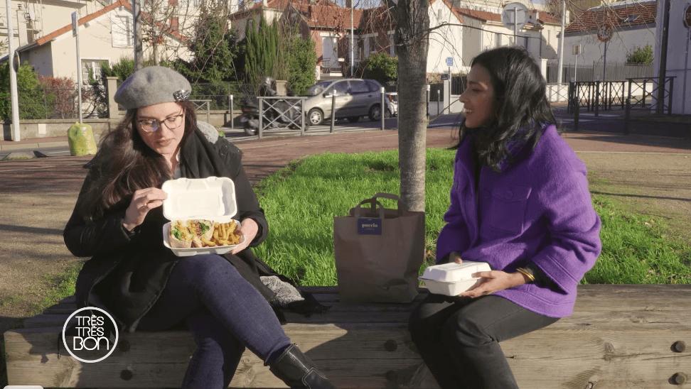 Très très bon TV - Puccia Food Truck